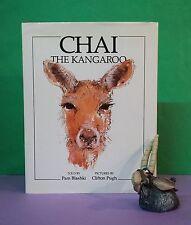 P Blashki, C Pugh: Chai The Kangaroo/juvenile/picture books/Australia/HBDJ