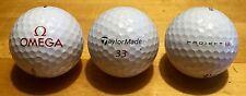 Omega Pallina da Golf Set 3 Taylor Made 33 Progetto di un collezionista OLIMPICO Speedmaster OEM