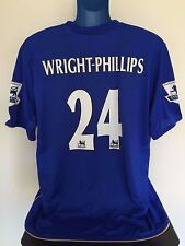 Chelsea FC WRIGHT-PHILLIPS 05/06 Home Football Shirt (XL) Soccer Jersey