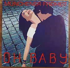 """Single 7"""" Vinyl Münchener Freiheit Oh Baby / Melanchonie 1984 CBS  TOP ZUSTAND!"""