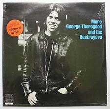 George Thorogood Sealed Rounder LP 1980 Hype Sticker