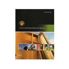 Oregon CCB Contractor's Reference Manual, 11th Edition