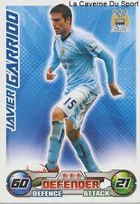 GARRIDO ESPANA MANCHESTER CITY.FC REAL SOCIEDAD CARD PREMIER LEAGUE 2009 TOPPS