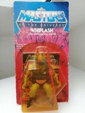 WHIPLASH Masters Of The Universe MOTU He-Man nuovo new mint