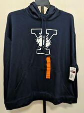 Yale Bulldogs NCAA Men's Navy Blue Hoodie Sweatshirt Size 2XL Knights Apparel