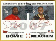 Calvin Johnson/Dwayne Bowe/Ted Ginn/Robert Meachem - 2007 Topps Rookie Premiere