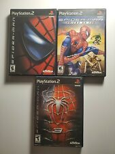 Spider-Man: Friend or Foe - 3 games (Sony PlayStation 2)
