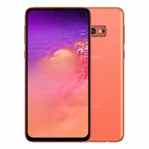 "Original Samsung Galaxy S10e SM-G970U  5.8"" Smartphone Factory Unlocked  128GB"