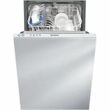 Indesit Disr 14B1UK a   Fully Integrated 10 Place Slimline Dishwasher in White