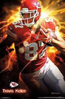 Kansas City Chiefs - T Kelce 16 Poster - 22.5x34