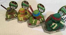 Nickelodeon Teenage Mutant Ninja Turtles Ninja Bust Bank Set