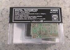 VELL-K2625-Velleman K2625: Digital Tachometer Kit New Sealed (C11B2)