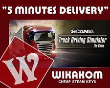 Simulatore di Guida Camion Scania dispongono di chiavi a vapore consegna veloce