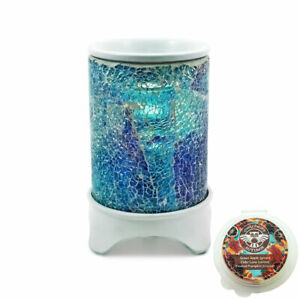Owlchemy OCEAN Electric wax burner with light & dimmer and autumn scents