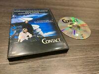 Contact DVD Jodie Foster Matthew Mcconaughey Edizione Speciale