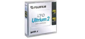 Fuji #26220001 200/400GB LTO-2 Ultrium Cartuccia Dati