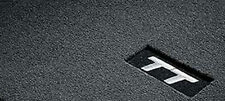 Original Audi TT (8J) Fußmatten, Premium Textilfußmatten, Audi Veloursmatten