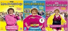 MRS BROWN'S BOY'S COMPLETE BBC SERIES 1, 2 & 3 PLUS FREE THE 3 XMAS SPECIALS DVD