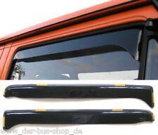 VW Bus T3 - Windabweiser - Türen - Rechts & Links - NEU