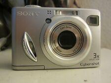 Sony Cyber-shot DSC-W5 5.1MP Digital Camera - Silver