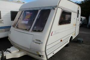 Compass Pentara 390/2 1993 2 Berth Caravan £2,700