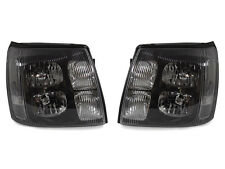 DEPO 2003-2006 CADILLAC ESCALADE EXT / ESV D1R XENON BLACK & CLEAR HEADLIGHTS