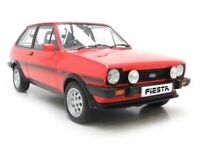 NOREV 182741 or 182742 FORD FIESTA XR2 model car in red or white 1981 1:18th