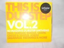 THIS IS DUBSTEP VOL2 - UK 2 X CD SET + OUTER SLIPCASE - SKREAM -STILL SEALED