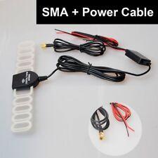 SMA Port Car Auto Digital TV ISDB ATSC DVBT AMP Antenna Signal Amplifier Booster