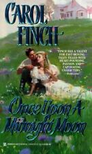 Once upon a Midnight Moon by Carol Finch (1997, Paperback)