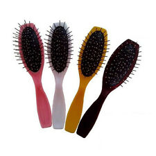 New  Professional Healthy Paddle Cushion Hair Massage Brush Hairbrush Comb Scalp