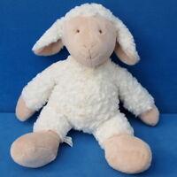 ARJO TOYS SCHAF LAMM 35 CM STOFFTIER SCHLENKER BEANIE SHEEP LAMB