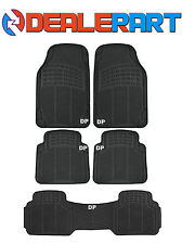 5PCE PIECE 7 SEATER GALAXY SHARON ZAFIRA ALHAMBRA CAR HEAVY DUTY CAR FLOOR MATS!