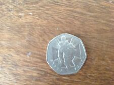 Rare 50p Coin UK Victoria Cross Dated 2006