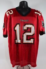 Vintage TAMPA BAY BUCCANEERS Football Jersey NFL Champion tag #12 Trent Dilfer