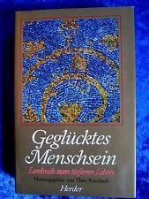 """""""Geglücktes Menschsein"""" von Theo Rombach"""