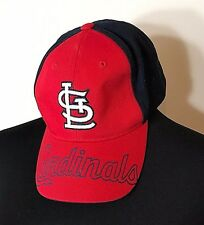 St Louis Cardinals Baseball Cap KIDS Hat Lid Sport Youth Fan Favorite