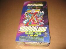 YoungBlood Trading Card Box
