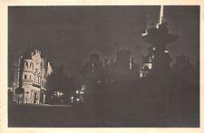 B44514 Havlíckuv dum v noci   czech