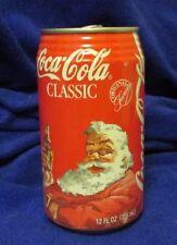 1993 Santa Coca-Cola can
