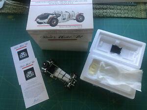 Brand NEW  ✅ Paul's Model Art Mercedes SSKL, Mille Miglia, 1931✅ CMC Minichamps
