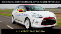 Citroen DS3 Wing Mirror Cover L/H Or R/H Any Citroen Colour 2010-19