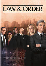Law & Order - The Fourteenth Year (DVD, 2014, 6-Disc Set)
