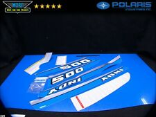 2200324 Polaris Decal Sticker Kit Set Snowmobile 1990 500 Sks Classic Sp Indy