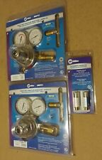 New listing Miller Smith Regulator Set 40-175-540 Oxygen 40-15-510 Acetylene w/ H753 Set New