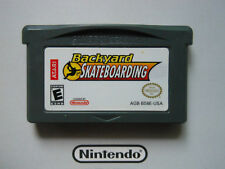 BACKYARD SKATEBOARDING * NINTENDO GAMEBOY ADVANCE SP DS 100% GENUINE