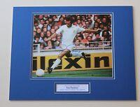 PAUL REANEY Leeds United HAND SIGNED Autograph Photo Mount Memorabilia + COA