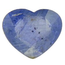 heart untreated blue sapphire 1.84ct natural loose gemstones