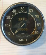 55-61 Rover P4 100 Jaeger Speedometer Gauge - X80162 S 592