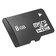 Markenlos 8 GB SDHC Speicherkarten für Kameras